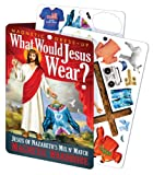 Unemployed Philosophers Guild What Would Jesus Wear - Jesus Magnetic Dress Up Doll Play Set