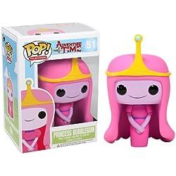 Funko-FUN3275 Adventure Time Princess Bubblegum Figura de vinilo 3275