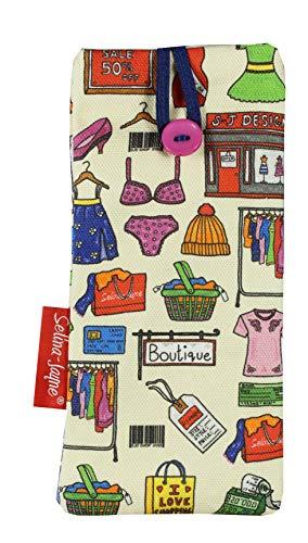 Selina-Jayne Shopping Limited Edition Designer Weiches Gewebe Brillenetui