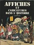 Affiches et caricatures dans l'histoire