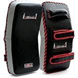 Xpeed MMA Punching Kick Target Pad Curved Arm Shield Focus Training Target for Karate Muay Thai Kick Boxing MMA Thai Arm Pad Curved (In Single Piece)