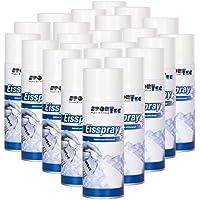 Preisvergleich für Sport-Tec 24 x Eisspray, 400 ml Eis Spray Kältespray Kühlspray Vereisungsspray Icespray