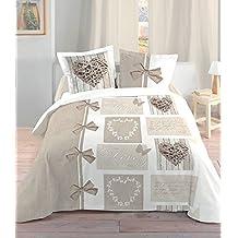 housse de couette romantique. Black Bedroom Furniture Sets. Home Design Ideas