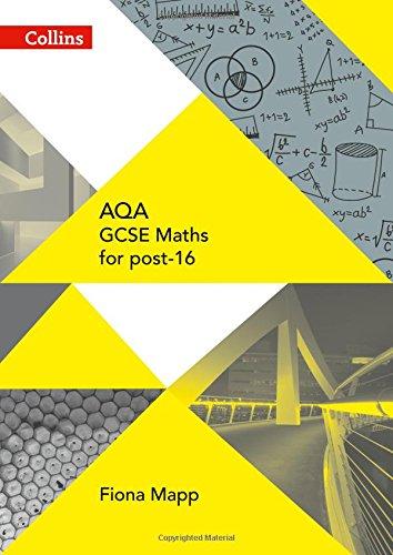 AQA GCSE Maths for post-16 (GCSE for post-16)