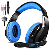 Best Afunta Headset PC - Gaming Headset para PS4 Xbox360 PC iPhone Móvil Review