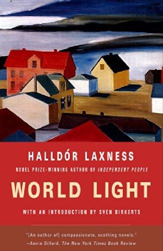 World Light by Halldor Laxness (2002-10-08)