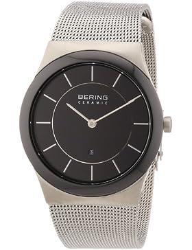 Bering Time Damen-Armbanduhr Slim Ceramic 32235-042