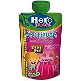Hero - Bolsita De Fruta Nanos 100 g gelatina Frutas Del Bosque - [pack de 9]
