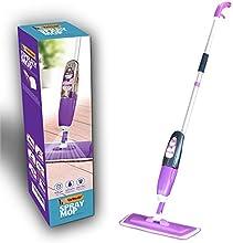 Vorfreude Floor Spray Mop Lifetime Replacement Más seguro que el vapor para; Madera dura, baldosa, laminado, madera, alfombra, y todos los pisos. Recarga y reutilización Easy Microfibre Pad Wet Wipes para la limpieza dura Grime