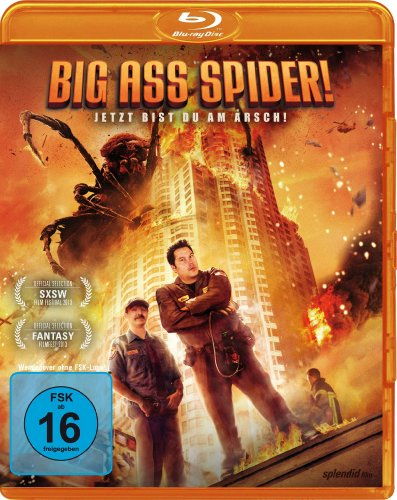 Big Ass Spider! [Blu-ray] ()
