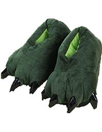 Suchergebnis auf für: hausschuhe tatzen: Schuhe