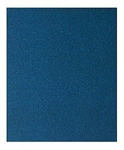 Bosch 2609256B87 Papier abrasif à usage manuel pour métal 230 x 280 mm P80