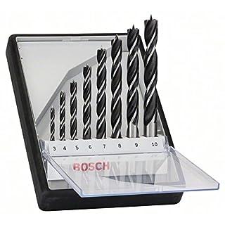 Bosch Professional 8tlg. Robust Line Holzspiralbohrer-Set