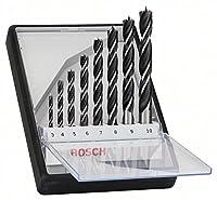 Bosch 2 607 010 533 - Set de 8 brocas helicoi