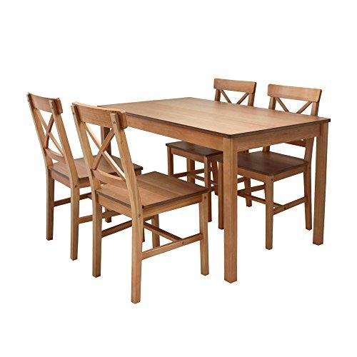 Furniture 247 - Roble Essgruppe - Natürlich
