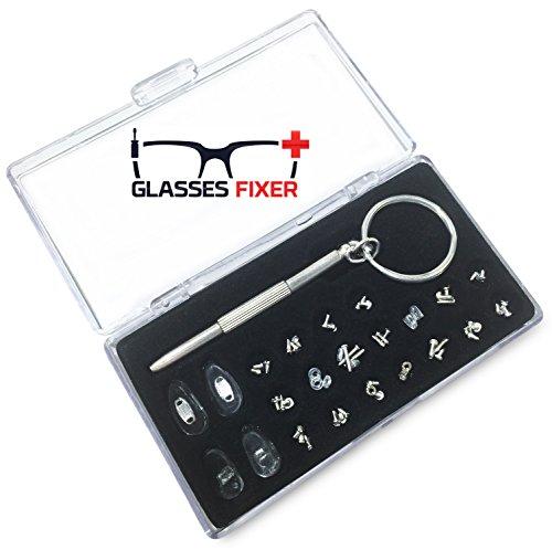 GlassesFixer Reparatur-Set für Sonnenbrillen und Brillen