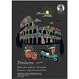URSUS 3794699se–Bloc de cartón fotográfico A4Edición Especial Pastel, 300g/m², 10hojas surtidos en 10colores