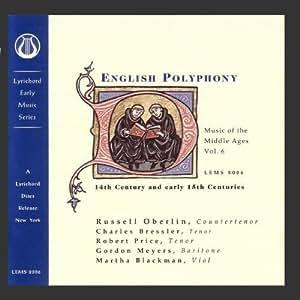 14th & 15th Century English Polyphony