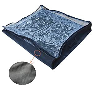 Breathable Caravan Awning or Tent Groundsheet Storage Bag - Medium