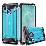 JD Compatibile per Coque Galaxy A40, [ArmorBox] [Double Couche] Coque de Protection...