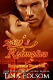 Zane's Redemption (Scanguards Vampires Book 5) (English Edition)