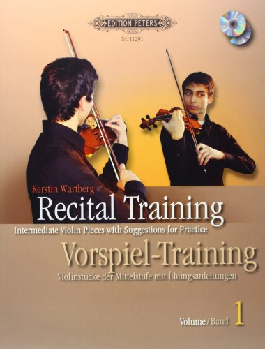 Recital Training 1 Alto+CD