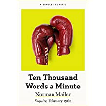 Ten Thousand Words a Minute (Singles Classic) (English Edition)