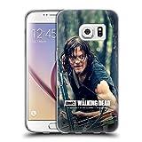 Offizielle AMC The Walking Dead Lauern Daryl Dixon Soft Gel Hülle für Samsung Galaxy S7
