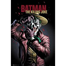Póster Joker, fotógrafo. Batman: The Killing Joke