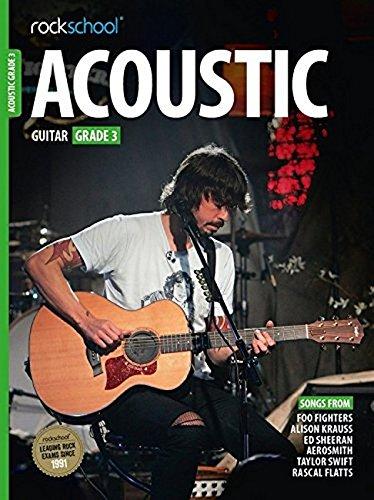 ROCKSCHOOL ACOUSTIC GUITAR   GRADE 3