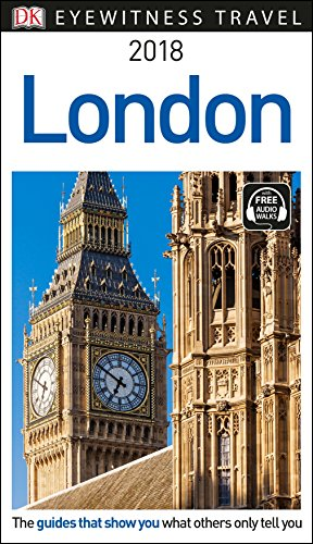 DK Eyewitness Travel Guide London por Dk Travel