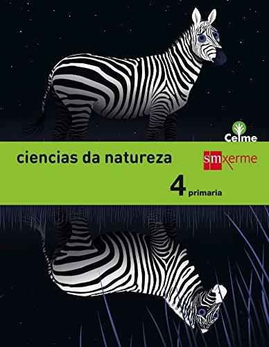 Ciencias da natureza. 4 Primaria. Celme - 9788498545289 por Alicia Soria Tosantos