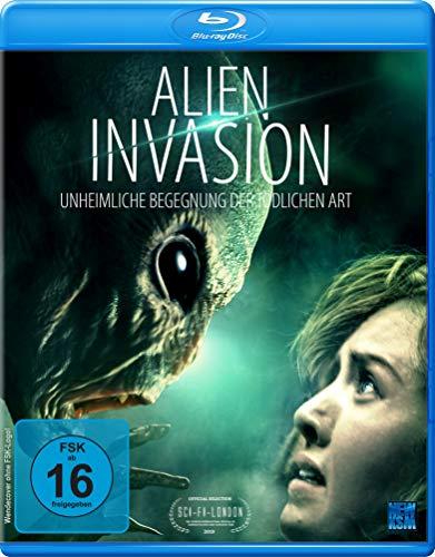 Alien Invasion - Unheimliche Begegnung der tödlichen Art [Blu-ray]