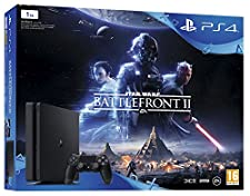 PlayStation 4 1TB + StarWars Battlefront II [Bundle]