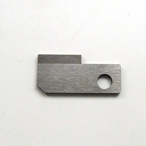kunpeng-Messer # 4110000351Stück HM-bestücktes Untere Klinge für Overlock-Maschine Husqvarna Viking 905910936 -