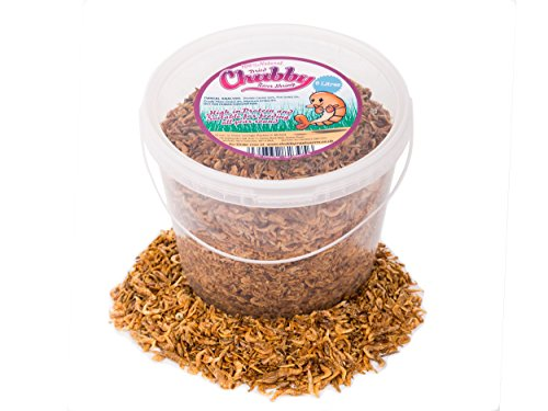 5-Litre-Chubby-Dried-River-Shrimp-100-Natural-Treat-for-Aquatic-Fish-such-as-Koi-Cichlid-pond-fish-and-Turtle-Terrapin-Food