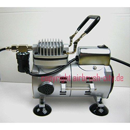 Airbrush-Kompressor, Modell: Saturn 25 mit Druckschaltautomatik
