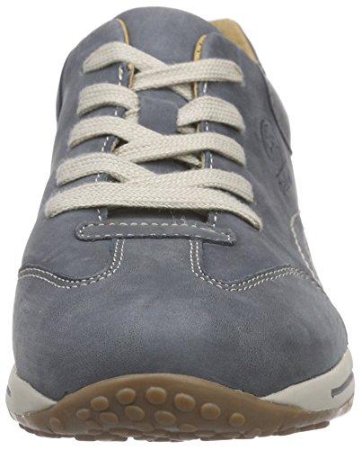 Gabor Damen Comfort Sneakers Blau (36 river)