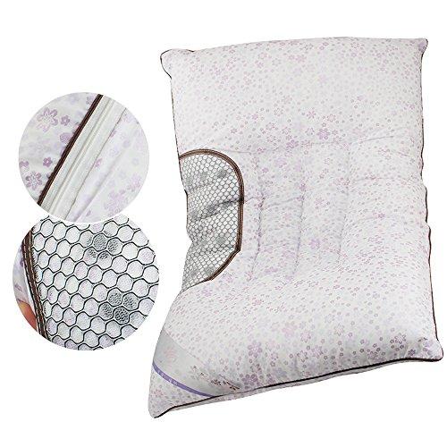 denshine Cassia Seed Kissen Magnetische Therapie Nacken Betten Schlafen Kissen Health Care Behandlung schwindelgefühle Schlaflose Zervikale spondylose