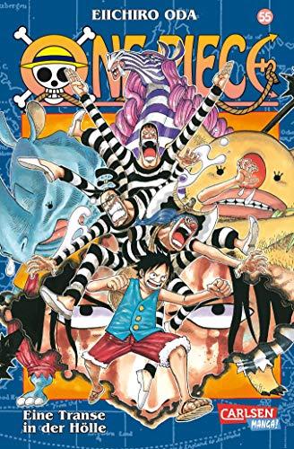 One Piece, Bd.55