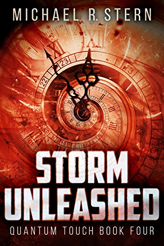 Storm Unleashed (Quantum Touch Book 4) (English Edition)
