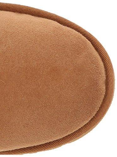 Ugg Australia Classic Tall, Unisex - Kinder Stiefel Marrone (Chestnut)