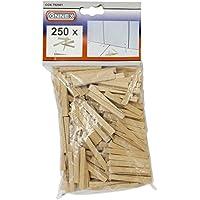Connex Fliesenkeile Holz 250 Stück, COX792001