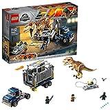 LEGO 75933 Jurassic World T. rex Dinosaur Toy Transport Building Set for Kids