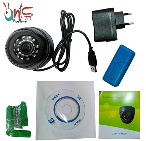 Ants Dome Digital Video Recorder CCTV Camera AT-DOM-978