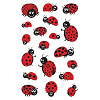 Avery Zweckform 53134 Paper Sticker Ladybird 38
