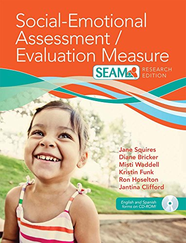 Social-Emotional Assessment/Evaluation Measure (SEAM')