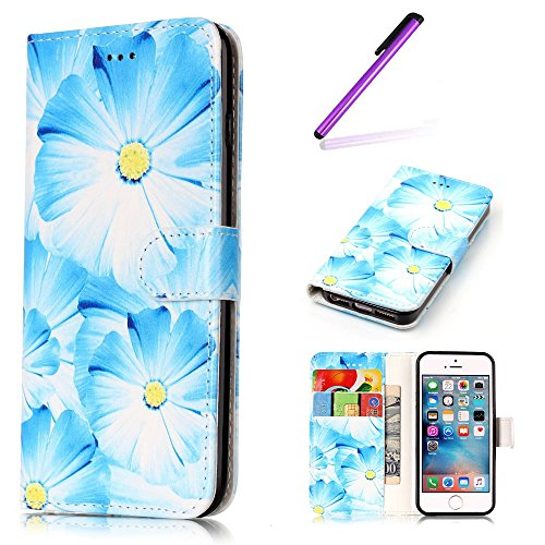iPhone 6 6S Leder Hülle,iPhone 6 6S Wallet Case,iPhone 6 6S Handytasche Hülle,Leder Handy Tasche Wallet Case Flip Cover Etui für iPhone 6 6S,EMAXELERS iPhone 6 6S Silikon Hülle,iPhone 6 6S Hülle Retro A Marble 10
