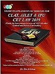 CLAT, AILET & IPU CET LAW 2019