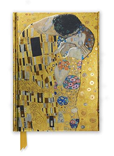 Gustav Klimt: The Kiss (Foiled Journal) (Flame Tree Notebooks)